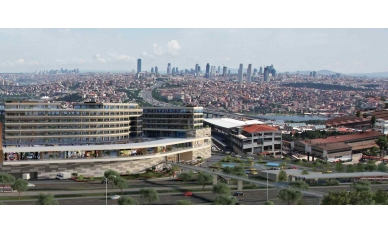 Axis İstanbul Offices