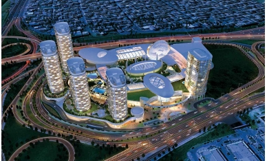 Mall Of Istanbul High Residence